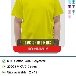 Premium Cotton (Kids)
