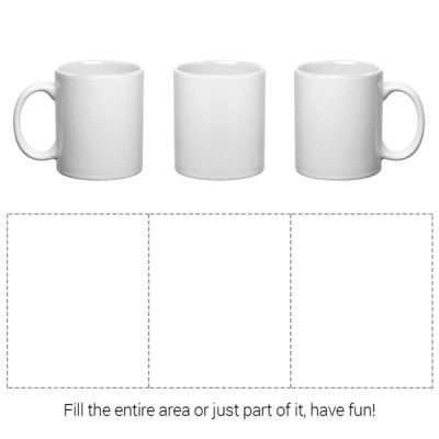 Customize mug